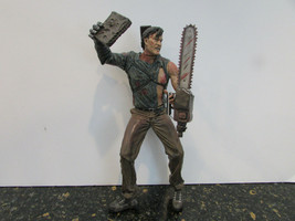 Mcfarlane Toys 1993 Nash With Accessory Book Chainsaw Rifle Evil Dead L7 - $19.39