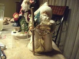 "20#9     Pre-owned So Very Cute  Santa Christmas  Decoration 6 1/2"" - $5.93"