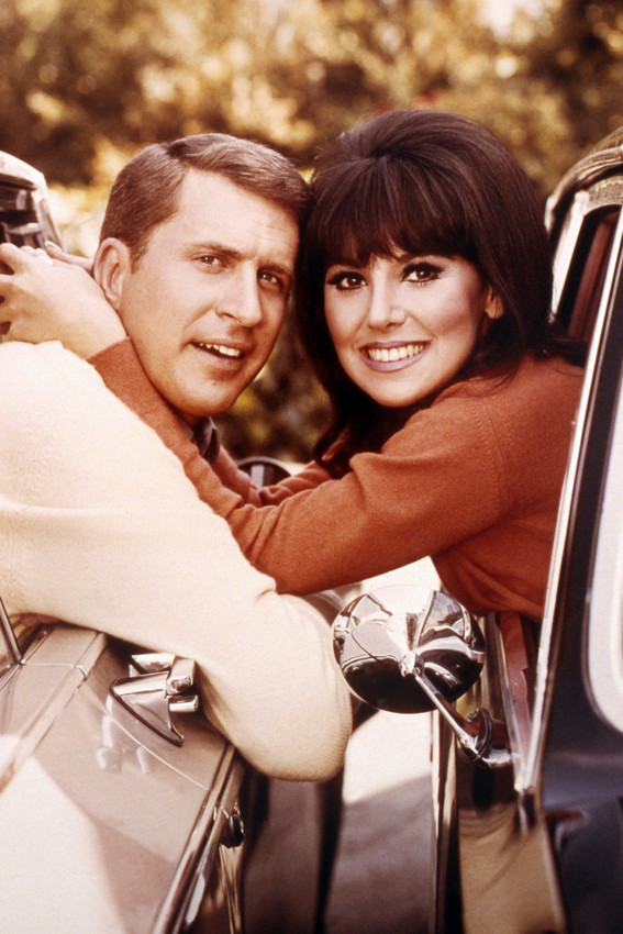 Primary image for Marlo Thomas and Ted Bessell in That Girl 18x24 Poster