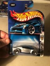 2002 Hot Wheels Grave Rave Series Rigor Motor #101