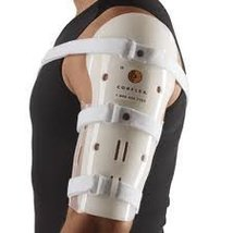 """Corflex Extended Length Humeral Splint X-Large, Proximal 15-17"""", Distal 13-15"""" - $106.50"""