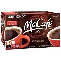 MCCAFE Premium Roast Coffee, K-CUP PODS, 84 Count