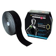 TheraBand Kinesiology Tape, Waterproof Physio Tape for Pain Relief, Musc... - £49.96 GBP