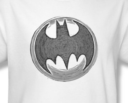 Batman logo the batman chronicles dc comics for sale online graphic tee 2 bm2236 at thumb200