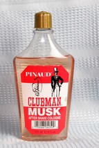 Pinaud Clubman Musk After Shave Cologne 6 Oz - $7.36
