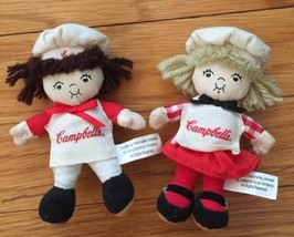 CAMPBELL'S SOUP Kids CHEF Stuffed Doll MAGNET  ... - $8.75