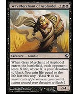 Magic: The Gathering - Gray Merchant of Asphodel - Theros - $1.08