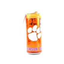 NCAA Clemson Tigers 16 Oz Insulated Can Travel Tumbler Cool Gear School ... - $9.85