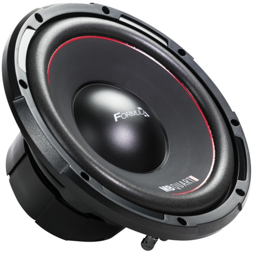 "Primary image for MB Quart FW1-254 Formula Series Dual Voice-Coil Subwoofer (10"")"