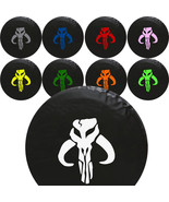 Star Wars Bantha Skull Tire Cover - STANDARD - We Need Tire Size and Color - $59.95