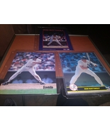 3 big 8 x 10 pictures don mattingly - $7.99