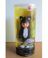 Target Halloween Party Cat Jenny Lil Friend of Kelly Doll 2001 Halloween NRFB - $28.97