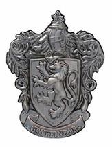 HARRY POTTER Gryffindor School Crest Pewter Lapel Pin - $8.54