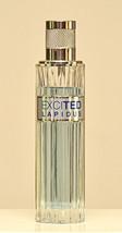 Ted Lapidus Excited Eau de Toilette Edt 100ml 3.33 Fl. Oz. Spray Old Rare 2004 - $199.00