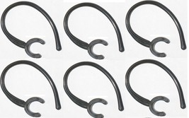 "6 Black Ear Hook Replacement Stabilizer ""compatible"" with: Lg-hbm 210 23... - $2.21"