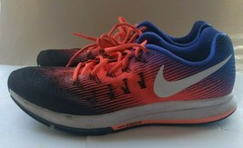 Men's Nike Air Zoom Pegasus 33 Running Shoe Size 12  - $35.63