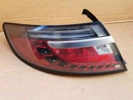 2010-11 Saab 9-5 YS3G LED Tail Light Lamp Left Driver Side - LH