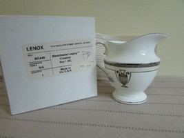 Lenox Classics Collection Westchester Legacy Short Footed Creamer New - $26.68