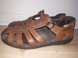 Mephisto Mens Fisherman Sandals Size 42 US 9 - $37.25