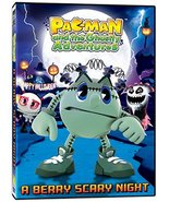 Pac-Man and the Ghostly Adventures - A Berry Scary Night [DVD] - £7.79 GBP