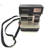VINTAGE POLAROID SUN 600 LMS INSTANT CAMERA Sold as not working Parts - $23.36