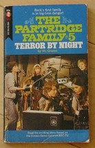 PARTRIDGE FAMILY #5 Terror By Night-TV Series Tie-In Vintage 1971 Curtis... - $12.00