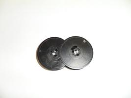 Underwood 320 Typewriter Ribbon Black and Red Twin Spool image 2