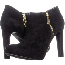 Marc Fisher September2 Ankle Boots 756, Black, 9.5 US - $45.11