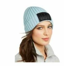 DKNY Women's Beanies Fleece-Lined Knit Beanie Winter Hat Blue One Size, ... - $15.99