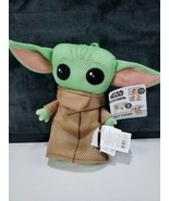 Disney Mesh Bath Toy Scrubby MANDALORIAN THE CHILD Green/Brown Baby Yoda... - $23.21