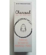 BODY PRESCRIPTIONS Charcoal peel off facial mask  New in Box - $15.35