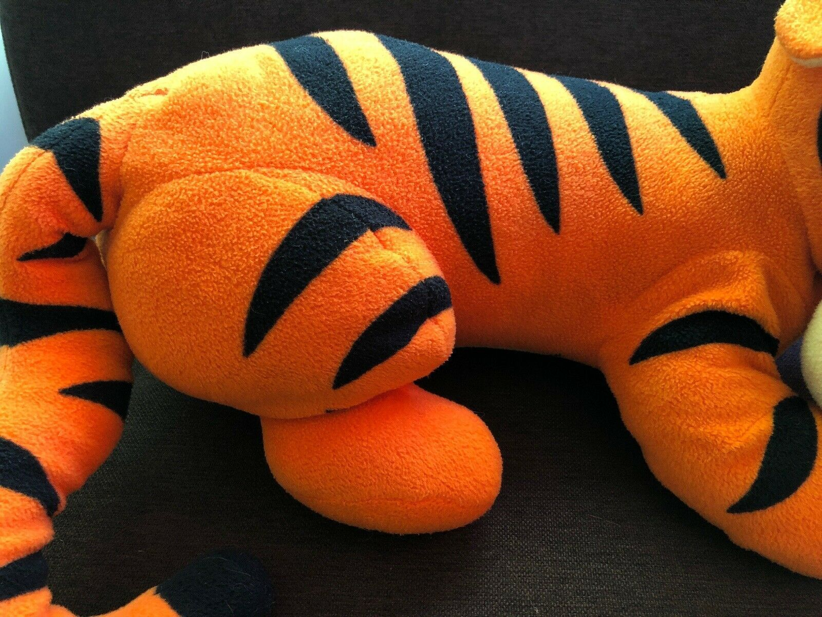"Tigger 32"" Disney Plush Stuffed Lounging Animal Fisher-Price Disney LARGE"