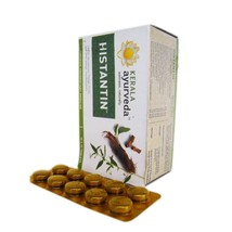 4 Pieces of Histantin, Kerala Ayurveda, 100 Tablets, for Anti Allergic - $52.38