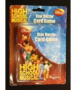 Disney High School Musical 2 Star Dazzle Card Game - $3.95