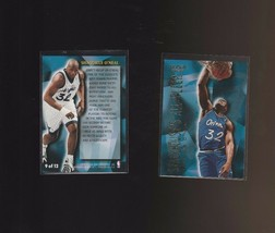 1996-97 Fleer Stackhouse's All-Fleer #9 Shaquille O'Neal Orlando Magic - $1.00