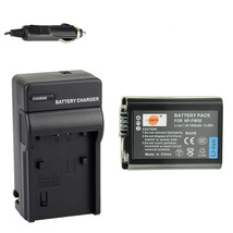 DSTE US NP-FW50 FW50 Battery Charger For Sony NEX-3 NEX-5 A35 RX10 II Ca... - $12.01