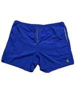 Nautica Swim Trunks Men's 2XL Blue Yellow 90s 00s - $15.83