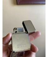 Cigar Lighter Ronson Windi Vintage Silver - $38.61