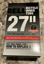 Bell RideOn Universal Bicycle Tube (27 Inch) - $6.78