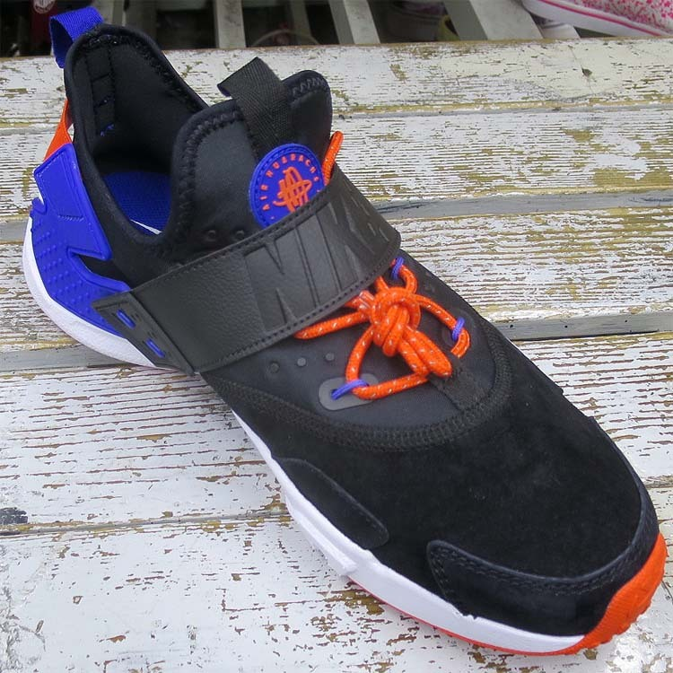 los angeles d358b 7fd4f Nike Air Huarache Drift PRM Black Rush Violet AH7335-002