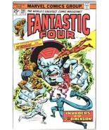 The Fantastic Four Comic Book #158 Marvel Comics 1975 FINE+ - $12.13