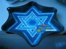 The Kosher Cook Star Of David Cake Pan - $18.60