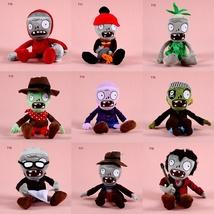 6pcs plants vs zombies 30cm Plush Game Toy for Children Christmas Gift - $74.80