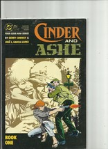 CINDER AND ASHE #1-#4 COMPLETE MINI SERIES by Gerry Conway DC Comics - $4.94