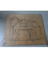 AccuCut Wood Die Z01105J Barn 3 - $55.81