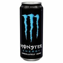 Monster Energy Drink Absolute Zero 500ml, 6 Pack - $41.82