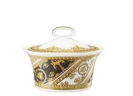 Versace I Love Baroque Sugar Bowl 3 Porcelain Made in Italy - $270.80