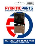 Rear Brake Pads for Ducati 800 Monster Dark i.e., s i.e. 03-07 - $17.50