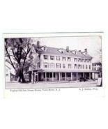 Typical Old Inn Ocean House Undivided Back Postcard Toms River New Jersey - $17.82