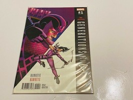 Comic Book Generations The Archers # 1 - $10.00